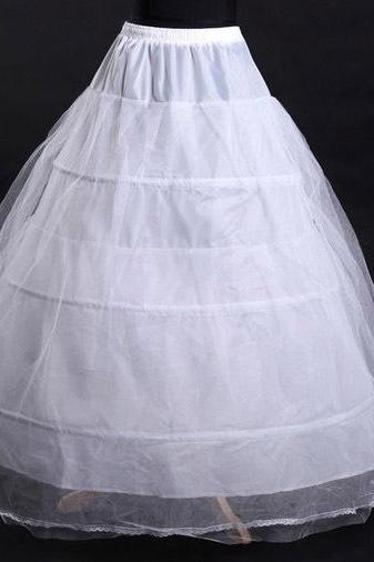 3 Hoops Petticoat for Ball Gown Dress