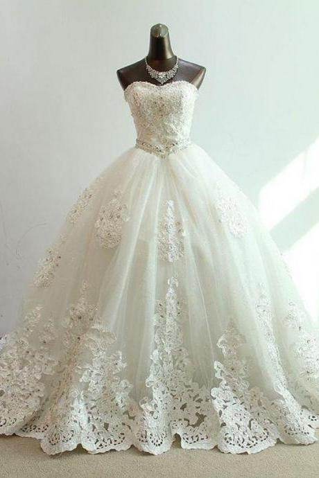 Princess Bridal Wedding Dresses 2017